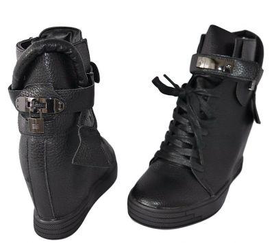 cfa7de585105 Botki trampki sneakersy kłódka Sergio Leone 28788 cz · 28788cz0 · 28788cza0  ...